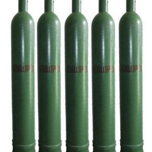 Водород технический (марка А) (5,4 м.куб.)