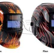 Маска сварочная MOST S777 Black с автоматическим светофильтром АСФ (хамелеон)